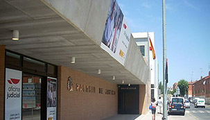 Palacio de justicia de Mérida