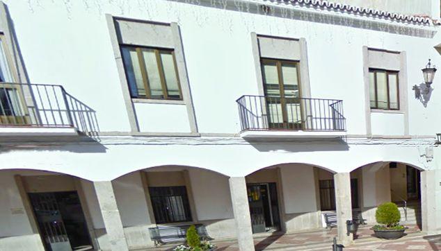 Palacio de Justcia de Castuera