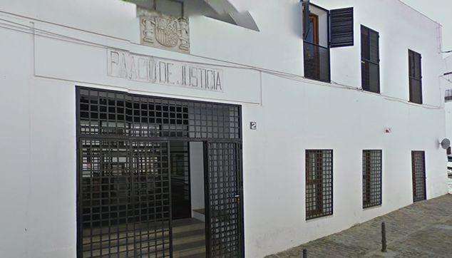 Palacio de justicia de Jerez de los Caballeros