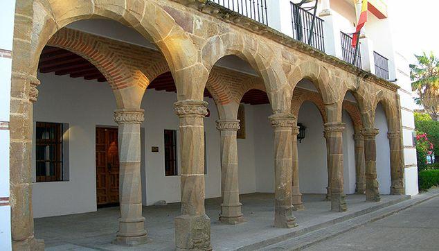Palacio de Justicia de Llerena