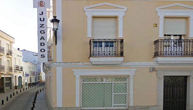 Palacio de justicia de Montijo